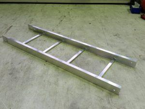 Leiter Profil 2 Meter Böcker gr